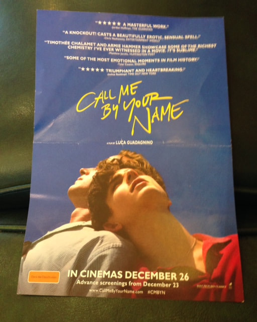 CALL ME BY YOUR NAME - A FILM LIFE